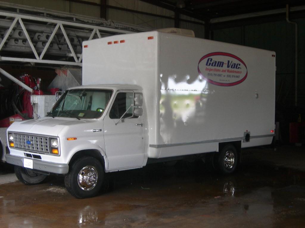 Mainline TV truck